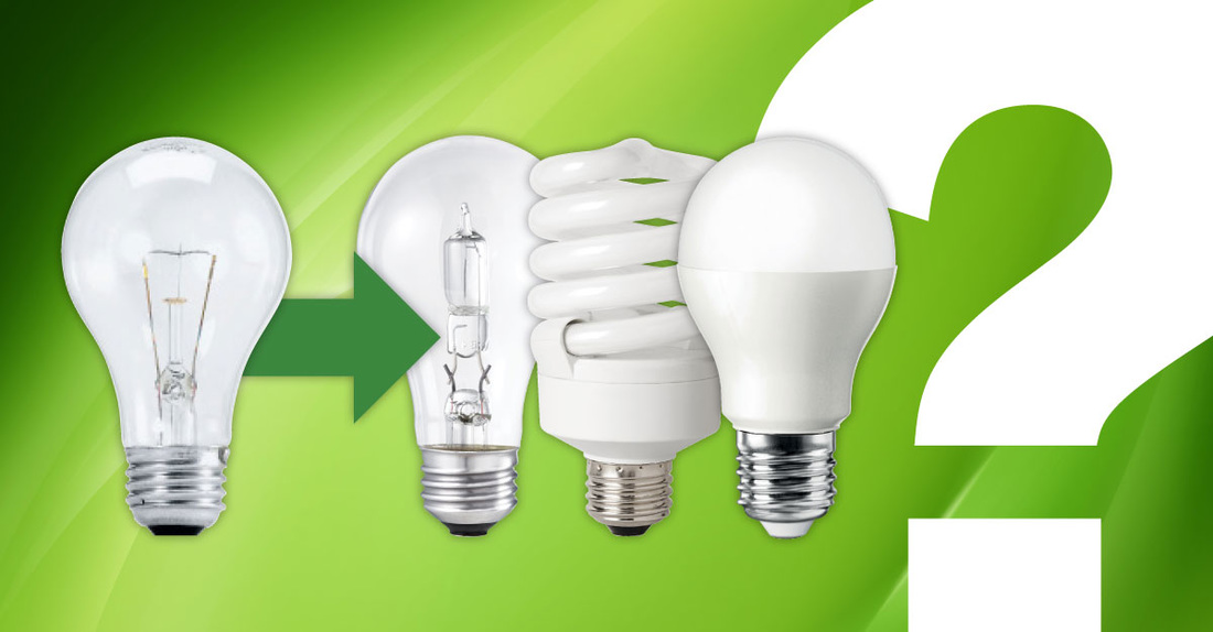 Replacing Incandescent Light Bulbs