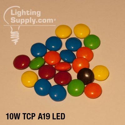 10W TCP LED Lighting