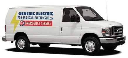 Electrician Truck