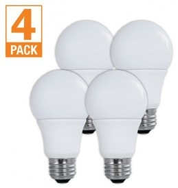 Satco A19 LED Bulbs