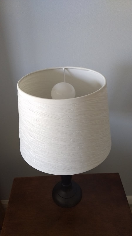A19 Table Lamp